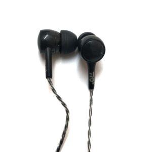 RD Earphone RX-40 Black(Pack of 2)