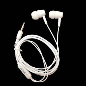 KDM KM-25 Earphone white Color(Pack of 2)
