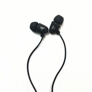 RD Earphones RX-529 (BLACK COLOR)(Pack of 2)