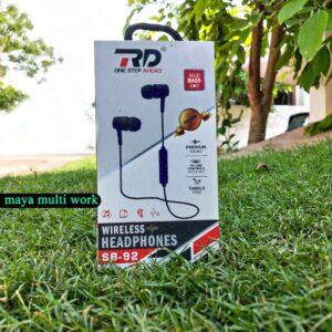 RD Wireless Bluetooth Headset SB-92